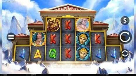 wrath of gods slot game