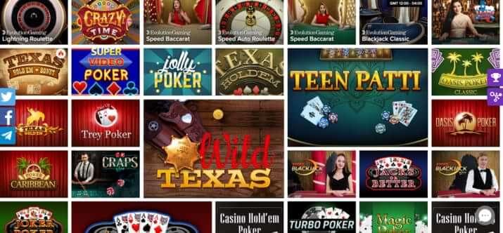 Casino pug live casino