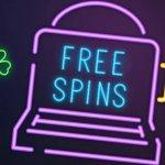 free spins neon