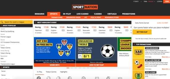 sportnation bet uk