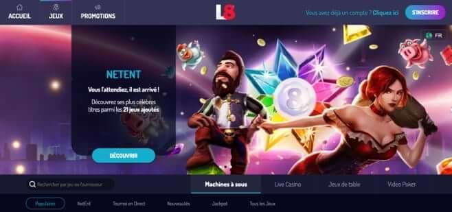 lucky8 casino canada