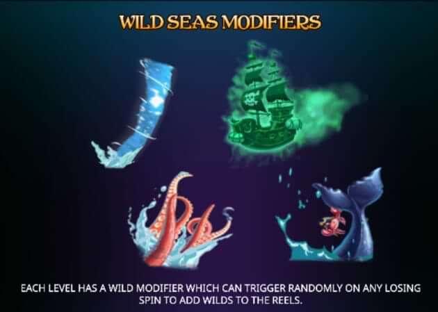 sea of riches modifiers